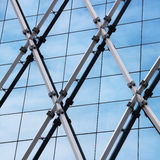 Windows of modern building Royalty Free Stock Images