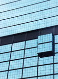 Windows of modern building Royalty Free Stock Photo