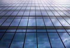 Windows of modern building royalty free stock photo