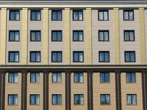 Windows of the modern building Royalty Free Stock Images