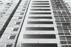 Windows of a modern building Royalty Free Stock Photography