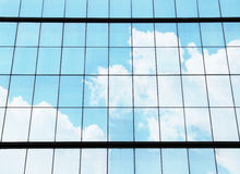 Windows of modern building Stock Images