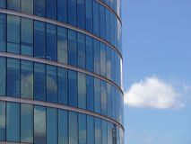 Windows on modern buildings Royalty Free Stock Photography