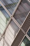 Windows of modern business tower Royalty Free Stock Photos