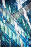 Windows of modern office building Stock Image