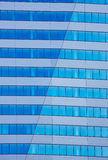 Windows in a modern office building. Many windows in a modern office building Stock Image