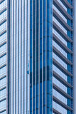Windows of a modern office building, background Royalty Free Stock Image