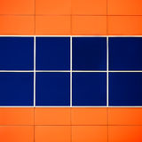 Windows of modern office building Stock Images