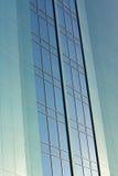 Windows On A Modern Skyscraper Office Block Royalty Free Stock Photography