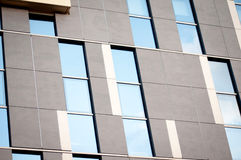 Windows moderno Fotografia Stock