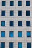 Windows multi-storey здания Стоковые Изображения