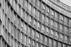 Windows na construção Imagem de Stock Royalty Free