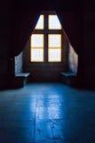 Windows och ljus (4) Arkivfoto