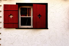 Windows och texturer Royaltyfri Foto