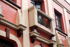 Free Windows Of A Colonial Building In The Old Town, Quito, Ecuador Stock Photography - 103509722