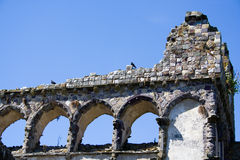 Free Windows Of A Ruin Stock Photography - 1358292