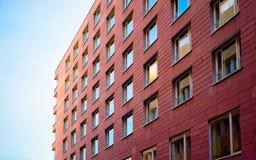 Free Windows Of Modern Apartment House Building Architecture Berlin Reflex Stock Photos - 167486883