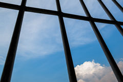 Windows Of Prison Stock Photos