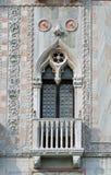 Windows Of Venice Royalty Free Stock Photography