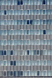 Windows of an office building facade Stock Images