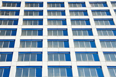 Windows of office building Stock Photo
