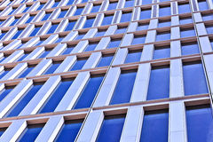 Windows of office buildings Stock Images