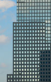 Windows of office buildings. Cool business background Stock Photo