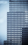 Windows of office buildings. Cool business background Royalty Free Stock Images
