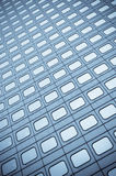 Windows of office buildings Royalty Free Stock Image