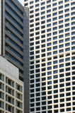 Windows of office buildings Royalty Free Stock Photography
