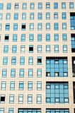 Windows of offices Royalty Free Stock Photo