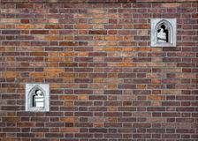 Windows in old building Royalty Free Stock Photography