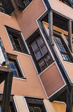 Windows old Plovdiv Royalty Free Stock Photography