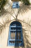 Windows in ombra fotografia stock