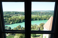 Free Windows Photographed From The Inside Have Always Served People Useful To Bring Light Royalty Free Stock Image - 159623446
