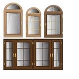Windows Plastic Stock Images