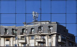 Windows Reflection Stock Images