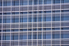 Windows with reflections Stock Photography