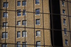 Windows-Reflexion 2 stockfoto