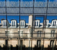 Windows reflexioner Royaltyfria Foton