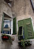 Windows revo της Ιταλίας Στοκ φωτογραφία με δικαίωμα ελεύθερης χρήσης