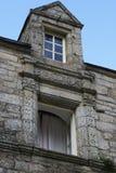 Windows - Rochefort-en-Terre - France Stock Photos