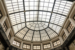 Windows roof Stock Photo