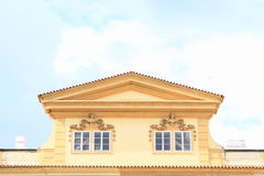 Windows in roof Royalty Free Stock Photos
