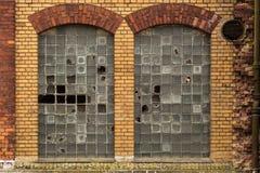 Windows rotto Immagine Stock Libera da Diritti