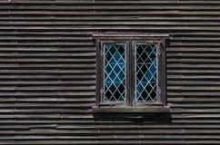 Windows rustico Fotografie Stock Libere da Diritti