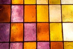 Windows in the Sanctuary of Arantzazu Royalty Free Stock Photo