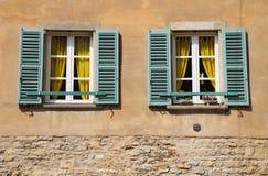 Windows Shuttered Fotos de Stock Royalty Free