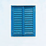 Windows and shutters Stock Photography