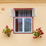Windows and shutters Royalty Free Stock Photo